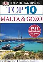 DK Eyewitness Top 10 Travel Guide: Malta and Gozo