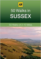 50 Walks in Sussex