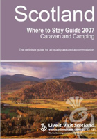 Scotland 2007: Where to Stay Caravan and Camping