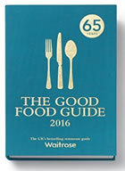 The Good Food Guide 2016