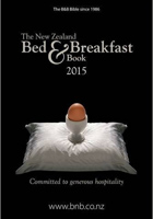The New Zealand Bed & Breakfast Book 2015