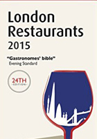 Hardens London Restaurants 2015
