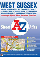 Street Atlas West Sussex