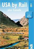 USA by Rail: plus Canadas main routes