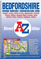 A-Z Bedfordshire County Atlas