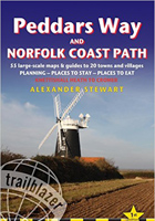 Peddars Way and Norfolk Coast Path: Knettishall Heath to Cromer, Planning, Places to Stay, Places to Eat