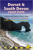South West Coast Path: Dorset and South Devon Coast Path - Plymouth to Poole Harbour