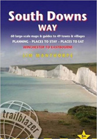 South Downs Way: Winchester to Eastbourne (British Walking Guides)