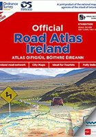 Complete Road Atlas of Ireland (Irish Map and Guide)