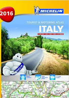 Italy 2016 - A4 Spiral (Michelin Tourist and Motoring Atlas)