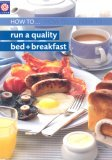 How to Run Quality Bed and Breakfast