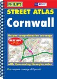 Cornwall (Pocket Street Atlas)