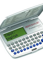 Franklin TG112 Next Century 20 Language European Translator