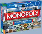 Weymouth and Portland Monopoly Board Game